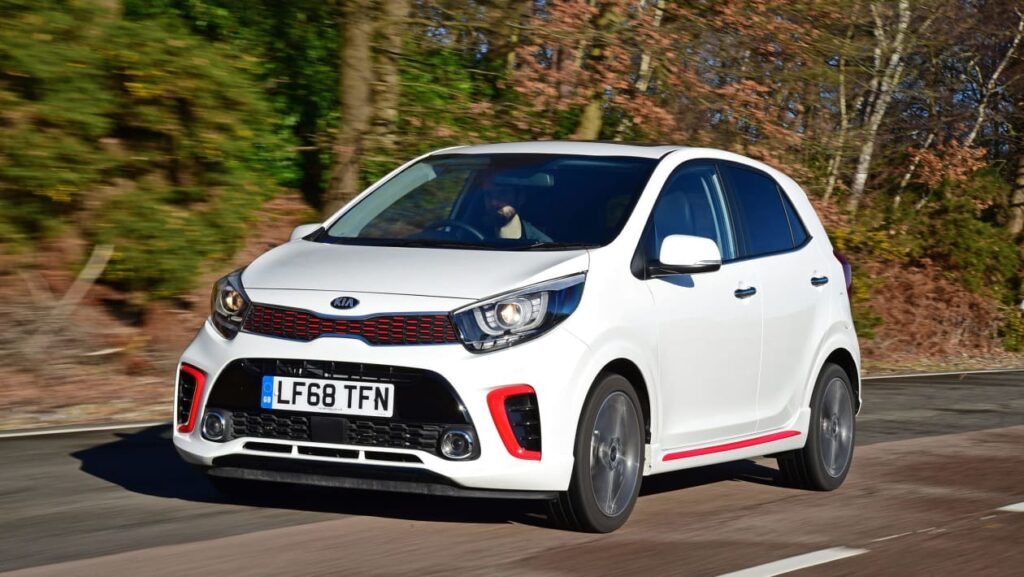 Kia Picanto hatchback review