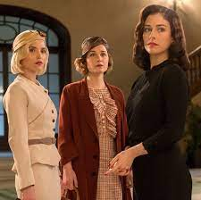 Las Chicas del Cable (Cable Girls)