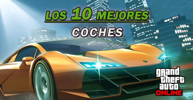 Mejores Coches Gta 5